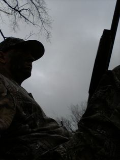 Waiting on the thunder chickens!