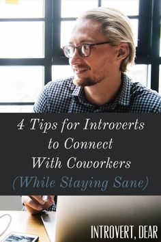 dating tips for introverts work without working