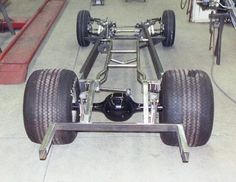 Frame Chassis 1947 to 1955 (1st Ser.) Chevy Truck Hot Street Rod |