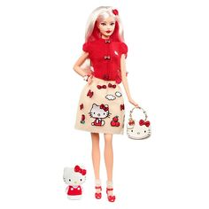0aea83031 Image for BRB HELLO KITTY from Mattel Barbie Australia, Mattel Barbie,  Barbie Dolls,