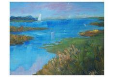 Diane Hooker, Blue Serenity