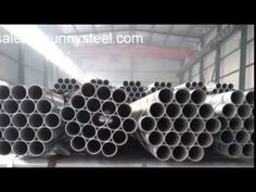 ERW pipes means Electric Resistance Welded Pipes. ERW steel pipes and tubes are used in various engineering purposes, fencing, scaffolding, line pipes etc.
