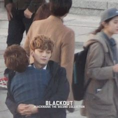 Minseok was too cold so Jongdae tried to take care of his hyung