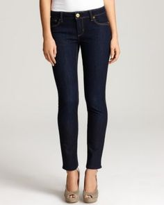 DL1961 Jeans - Angel Ankle Cigarette in Mariner | bloomingdales.com