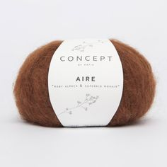 AIRE yarn of Autumn / Winter from Katia