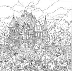 Legendary Landscapes: Coloring Book Journey --> If you're in the market for the top-rated adult coloring books and supplies including colored pencils, watercolors, gel pens and drawing markers, logon to http://ColoringToolkit.com. Color... Relax... Chill.