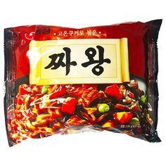 [NongShim] Jjawang x 3, 6, 10 pcs King of the Jajangmyeon Instnat Korean Noodles #NongShim #InstantKoreanNoodleSpaghettiStyle