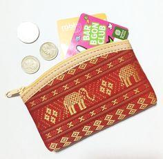 Handmade Silk Mandala Passport Bag Coin Retro Crossbody Purse Festival Travel