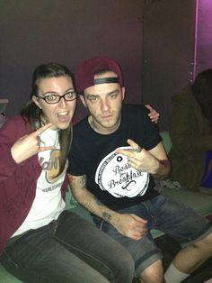 Me and SALMO! Rap'nRoll
