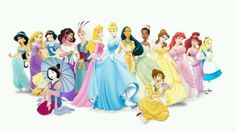 Disney's Leading Ladies