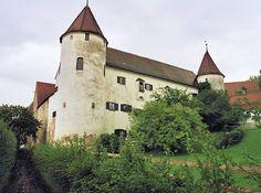 Schloss Eysölden, Altmühltal, Bayern