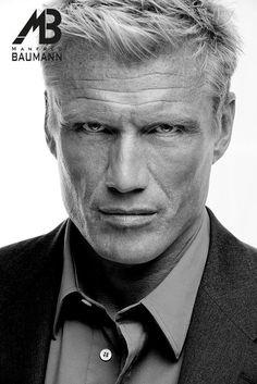 Dolph Lundgren - American actor on Behance