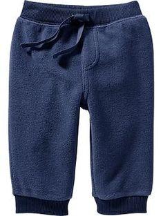Micro Performance Fleece Pants for Baby   Old Navy
