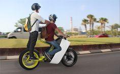 IIIoto: Uma moto, duas rodas, três passageiros - MotoNews - Andar de Moto