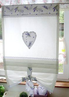 Wnętrza, Dekoracje okien w sielskim wydaniu - Zapraszam do galerii moich ostatnich realizacji .Moje produkty do nabycia w sklepiku http://srebrnaagrafka.pl/moje_produkty