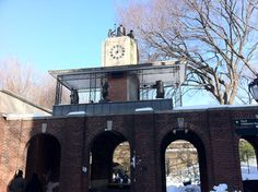 Picture of Zoo Entrance   Entrance to The Central Park Zoo, New York — Travelogue