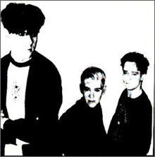 Ronny Moorings, Anka Wolbert and Pieter Nooten, 1989