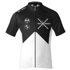 Tokyo Morvelo CC Jersey, So nice. Check the bibs, warmers and cap too.