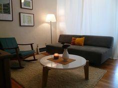 nice, small living room