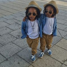 twin fashion • 2yungkings