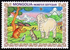 Mongolia - 1984
