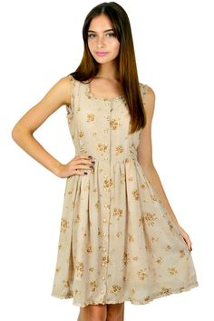 Oh Deer Boutique - Lillith Vintage Dress