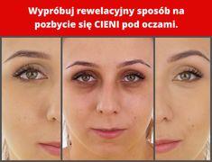 Wypróbuj rewelacyjny sposób na pozbycie się CIENI pod oczami. Beauty Care, Beauty Hacks, Detox, Healthy Lifestyle, Manicure, Wax, Nail Bar, Nails, Beauty Tricks
