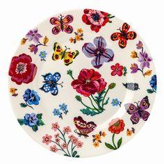 petit, jour, paris, melamine, , fleur, servies