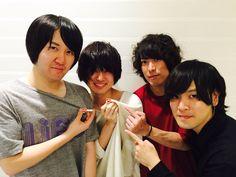 「献血は、愛のアクションです!( ´ ▽ ` )ノ」 @_kanaboon 意義です T^T Anime Titles, Reasons To Live, Bands, Fish, Music, Guys, Musica, Musik, Pisces