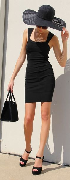Bodycon Tank Lbd