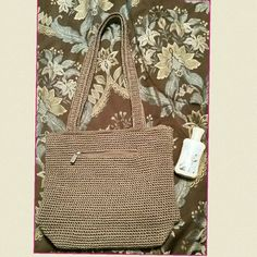 Authentic Sak crochet crosses body purse Bought from the Sak not too long ago. Great condition. Lots of room. Very little wear. Very small spot by the inside pocket. Zippers are flawless as well as all the fabric inside/out.  Heavy duty The Sak Bags Crossbody Bags