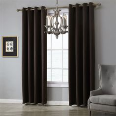 Modern Cotton Blackout Curtains for Bedroom  Price: 34.98 & FREE Shipping  #hashtag4