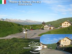Passo di Valles (2032 m) - Alpi Occidentali Mountain Pass, Sims, Mansions, House Styles, Image, Home Decor, Step By Step, Climbing, Mantle