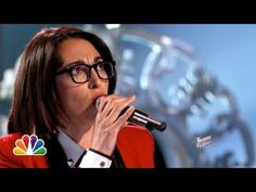 """Michelle Chamuel:  """"Grenade"""" -  The Voice Highlight"""