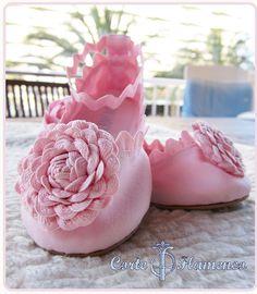 zapatos exclusivos, zapatos hechos a mano, bailarinas, francesitas, manoletinas, zapatos de niña, baby shoes, made spains shoes (7)