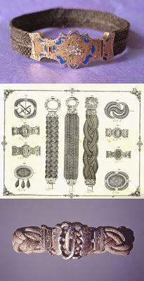 Les Petites Mains, histoire de mode enfantine: Cheveux chéris – les bijoux en cheveux