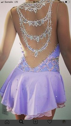 Ice Dresses, Figure Skating Dresses, Gymnastics Outfits, Gymnastics Leotards, Cute Dance Costumes, Figure Skating Costumes, Skate Wear, Ballroom Dress, Costume Dress