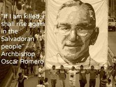 Palabras proféticas de Monseñor Romero.