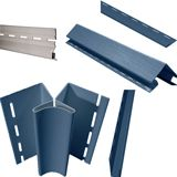 Woodland Vinyl Siding Trims - Trims for Royal Woodland vinyl siding. Vinyl Siding, Woodland, Bookends, Divergent, Stuff To Buy, Classy, Board, Home, Products