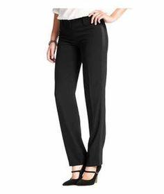 Loft Marisa Straight Leg Crepe Tuxedo Pants