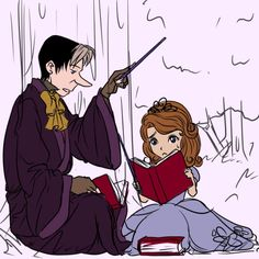 The Romance of the Sorcerer and the Princess. — gonbe12: No.132
