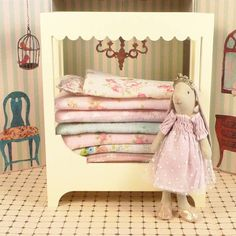 My Sweet Muffin - Maileg Bunny and the Pea Set