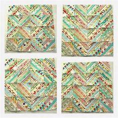 Image result for Scrap Quilt Block Patterns
