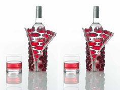 Прекрасный дизайн упаковки для водки от дизайнера Sylvain Allard #Design #Creative #Packaging