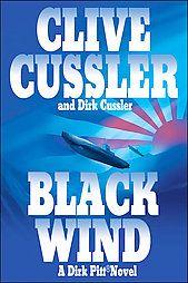 Black Wind by Clive Cussler (2004, Hardcover) Book