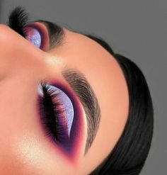 Gorgeous Makeup Tutorial Eye Makeup - Make Up World Makeup Eye Looks, Beautiful Eye Makeup, Perfect Makeup, Pretty Makeup, Makeup Goals, Makeup Inspo, Makeup Inspiration, Makeup Hacks, Eyeshadow Makeup