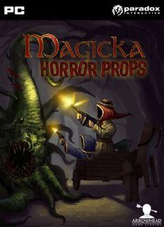 Magicka: Horror Props DLC [Online Game Code]