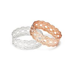 Look what I found at UncommonGoods: Precious Lace Bangle for $98.00 #uncommongoods