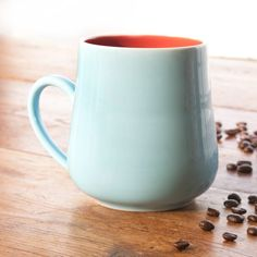 Standard Breakfast Mug by Robertsiegel on Etsy, $36.00