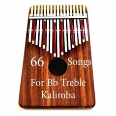 66 Songs Download for the Bb Treble Kalimba
